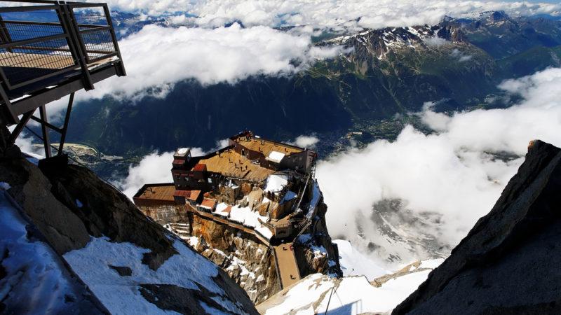 Aiguille du Midi France