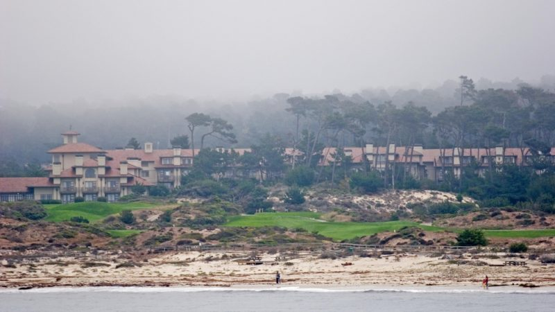 The Inn at Spanish Bay California