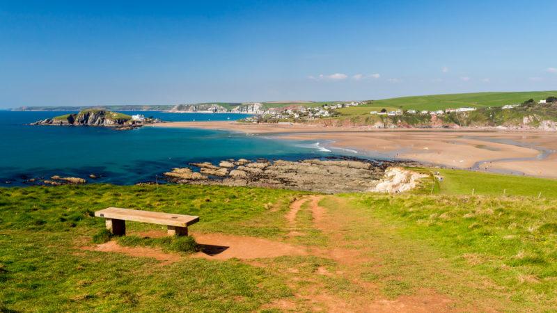 Bantham Beach, South Devon