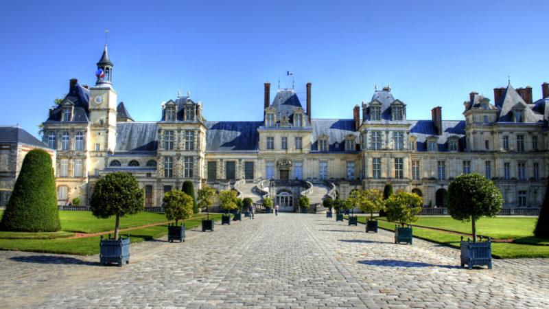 Chateau Fontainebleau France