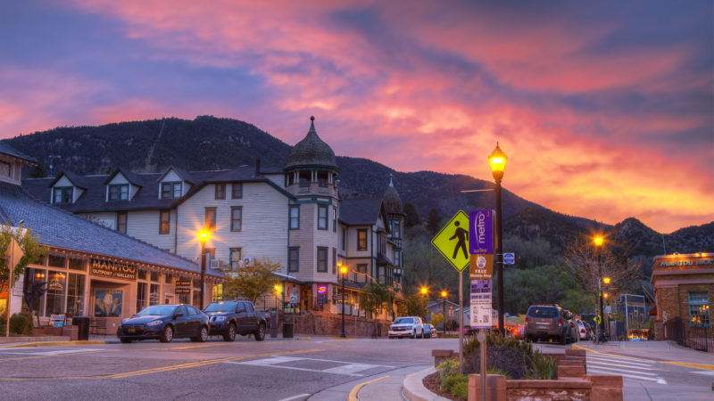 Photo by: Manitou Springs