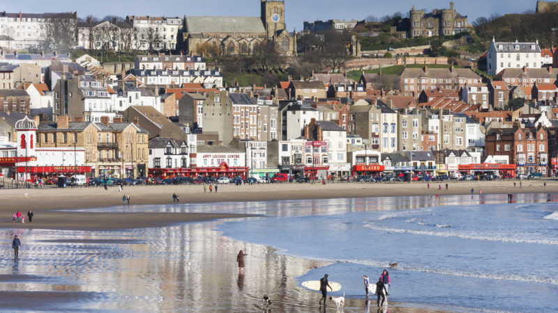 Scarborough South Bay, North Yorkshire