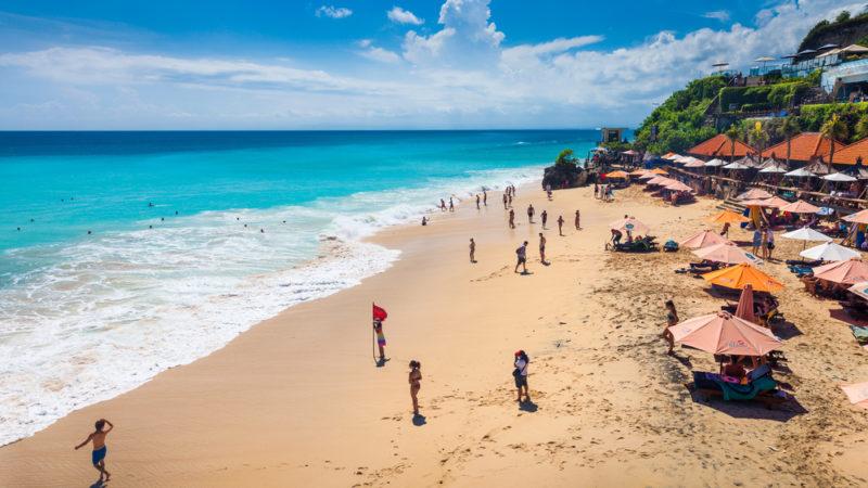 Bali, Indonesia beach