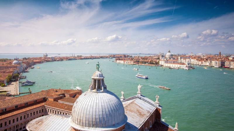 Bell tower of San Giorgio Maggiore, Venice