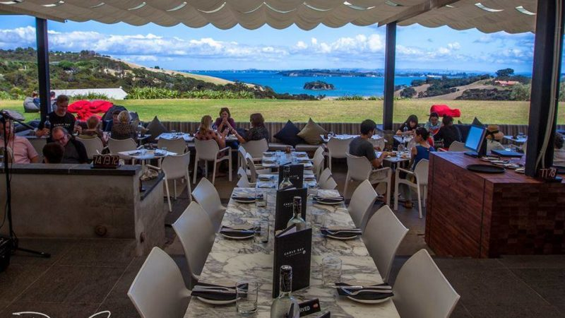Photo by: Cable Bay Vineyard & Restaurant