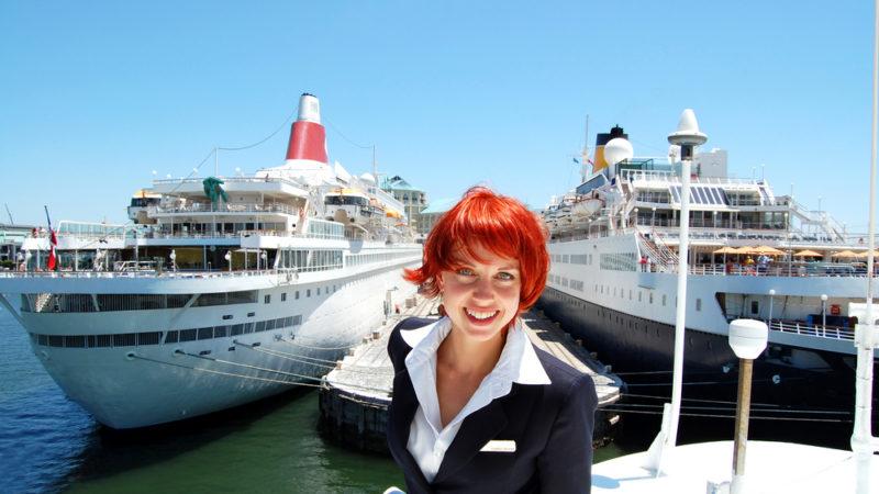Cruise Line Worker