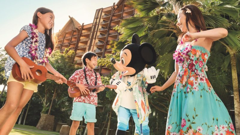 Photo by: Disney Aulani