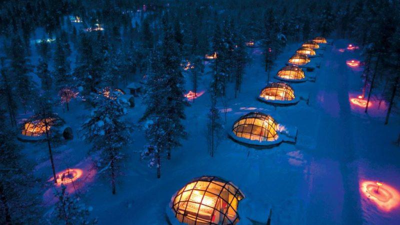 Photo by: Kakslauttanen Arctic Resort