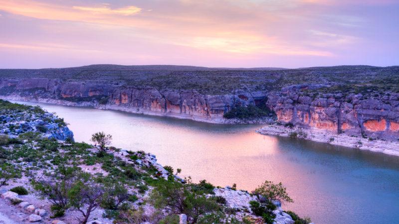 Pecos River, Texas