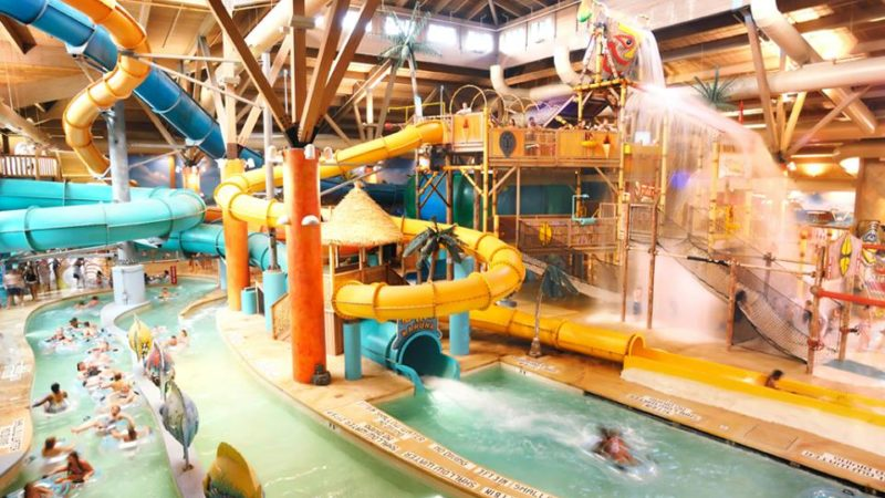 Photo by: Splash Lagoon Indoor Water Park Resort