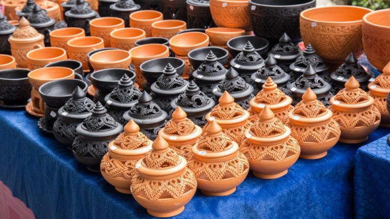 pottery ko kret