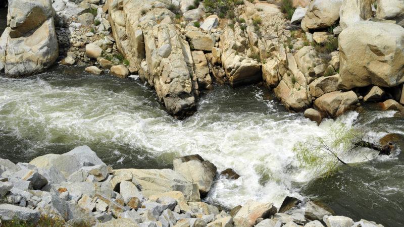 rapids kern river