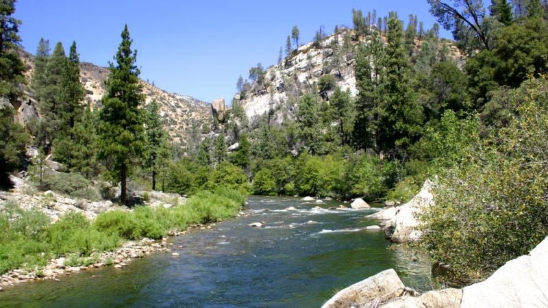 scenic kern river