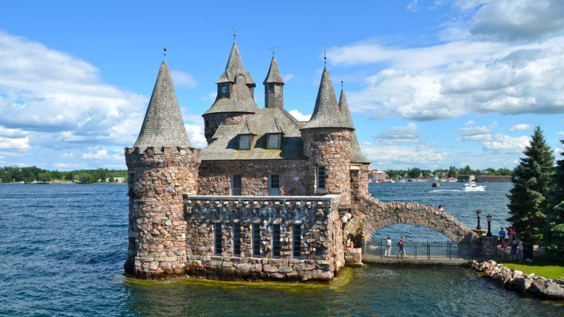 Boldt Castle -Alexandria Bay, New York