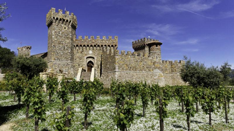 Castello di Amorosa -Calistoga, California