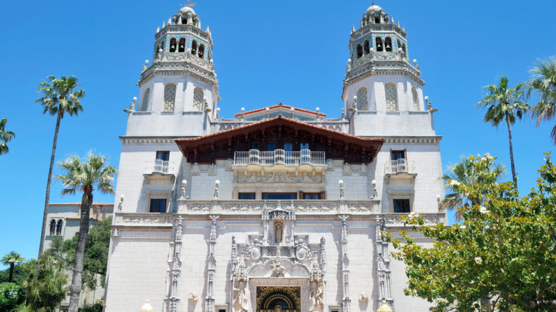 Hearst Castle -San Simeon, California