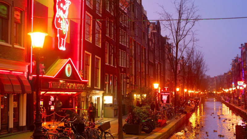 Red Light District Tour, Amsterdam