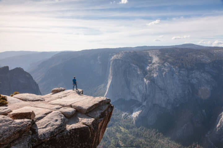 Yosemite Park's 10 Best Hikes