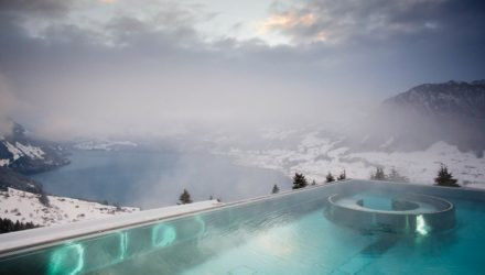 The Best Hotel Hot Tubs In The World Mapquest Travel