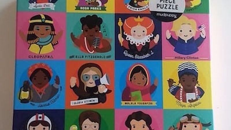 Little Feminist puzzle