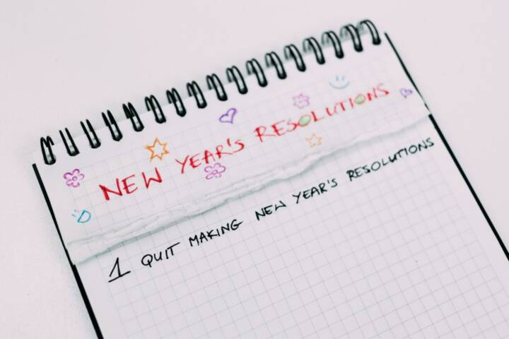 How to Reel in New Year's Resolutions Gone Rogue