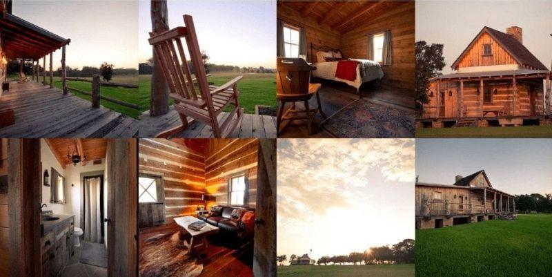 Hinze Cabin at StarHill Farms