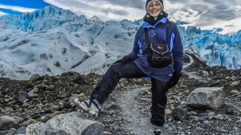 Ice Trekking in Argentina