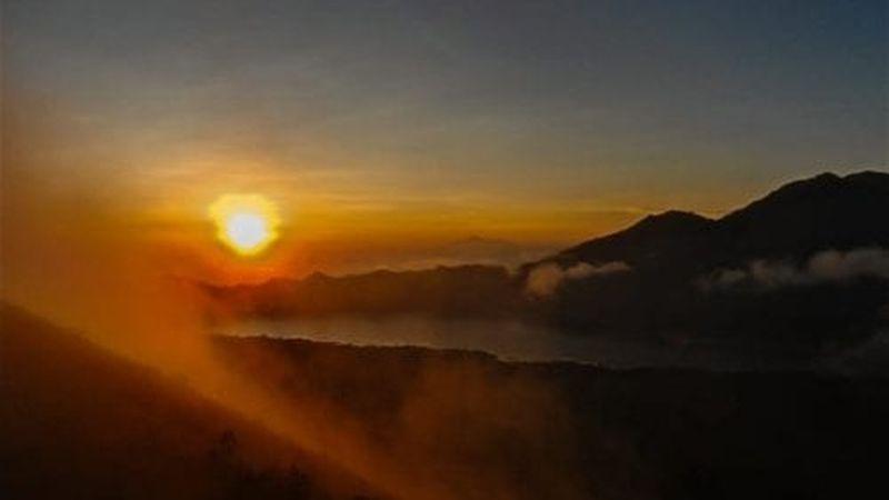 Volcano Sunrise Bali