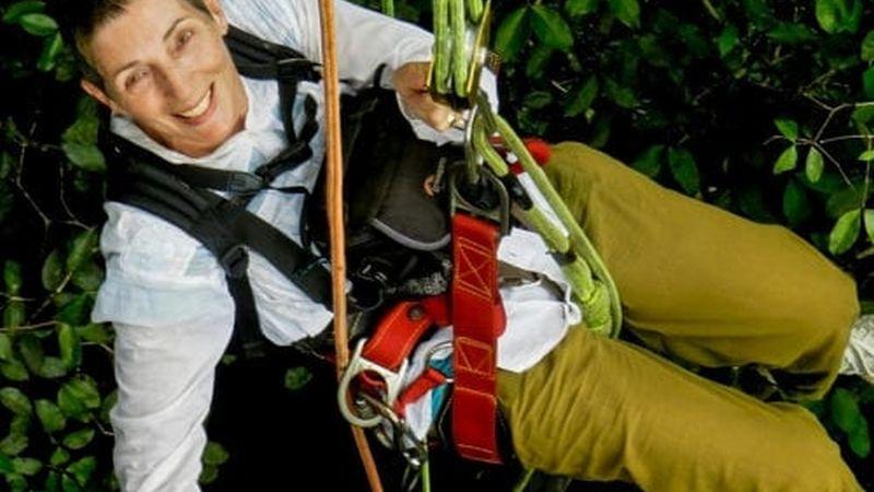 Ziplining Amazon