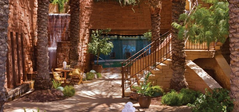 Well and Being Spa Fairmont Scottsdale