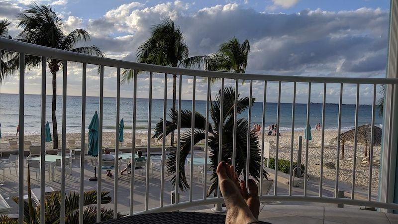 Cayman Island happiness