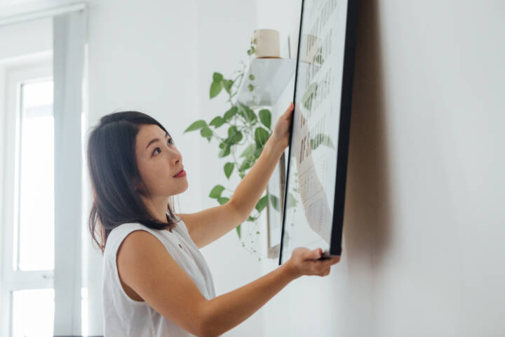 5 Easy DIY Art Projects for Your Walls