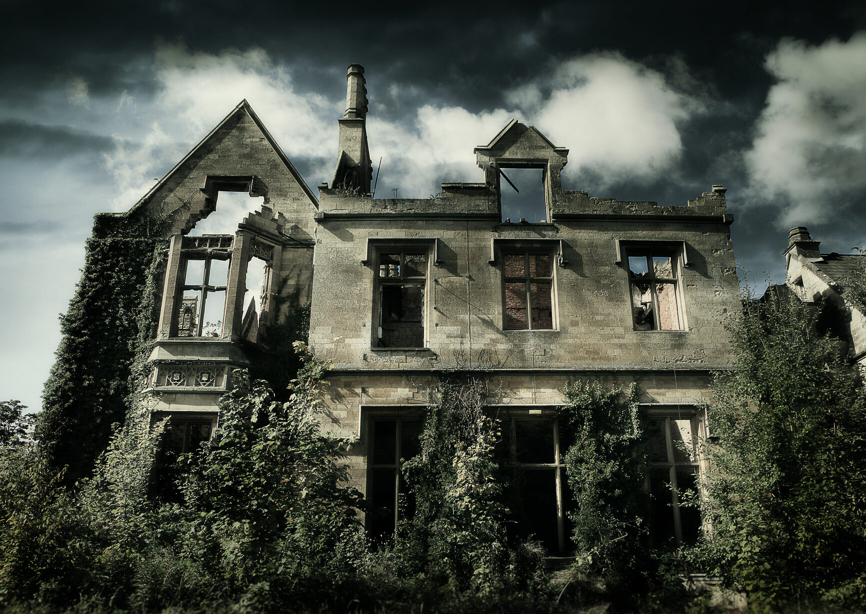 The 7 Spookiest Haunted Houses In America Mapquest Travel