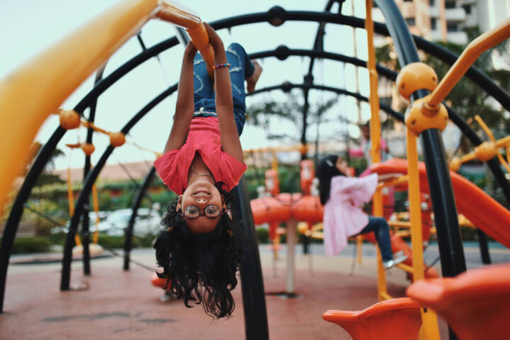 The World's Best Playgrounds