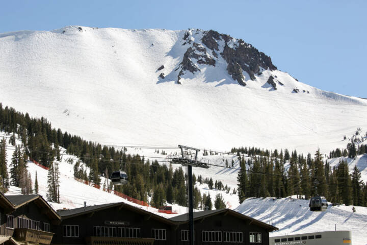 Mammoth Ski Resort