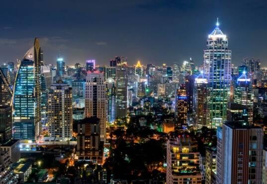 TOPSHOT-THAILAND-ECONOMY-DEVELOPMENT