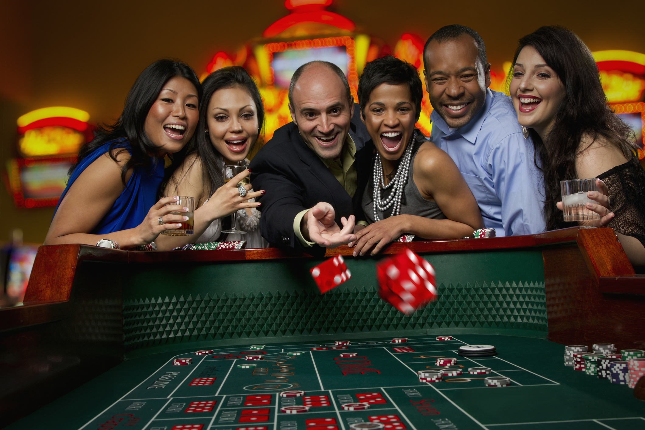 The Best Casinos In The World - MapQuest Travel