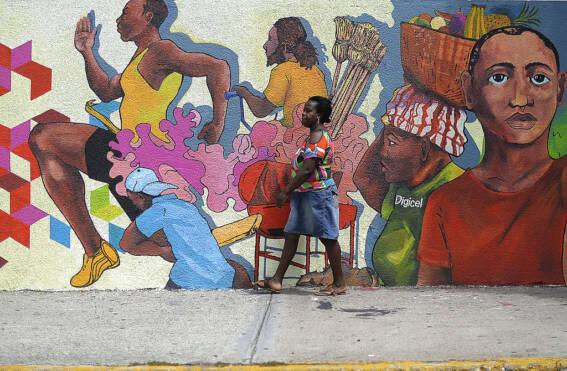 JAMAICA STREET ART