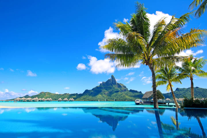 The Most Expensive Vacation Destinations