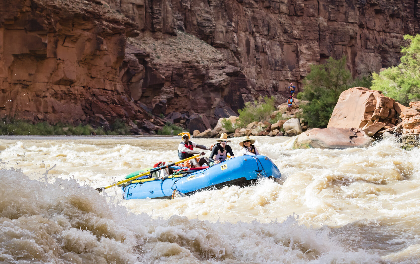 The 10 Best Places To Go Whitewater Rafting Around The World Mapquest Travel