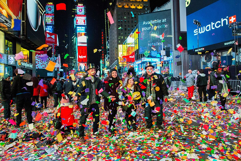 The Best Places For Your New Year S Celebration In The Usa Mapquest Travel