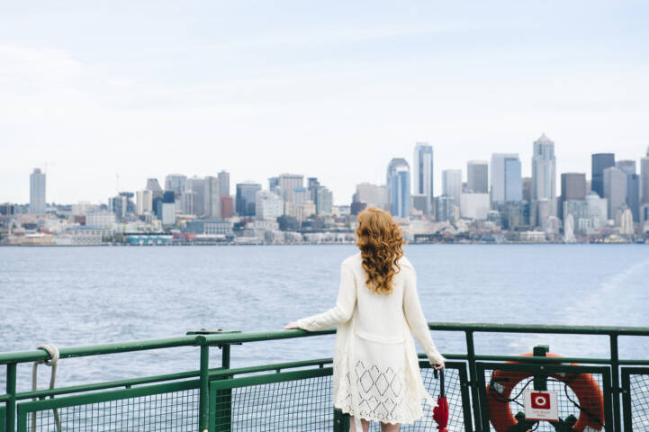 A Complete Guide To The Washington State Ferries