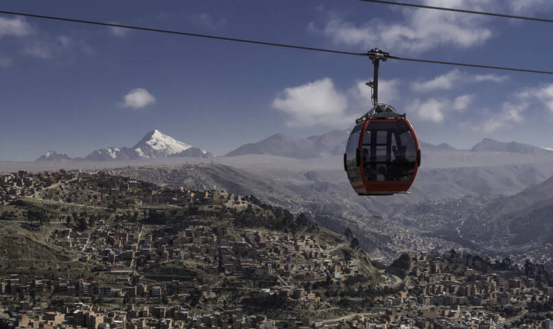 La Paz Bolivia: A Complete Travel Guide To The City In The Clouds