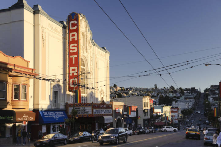 Iconic Movie Theaters in San Francisco That You Can't Miss
