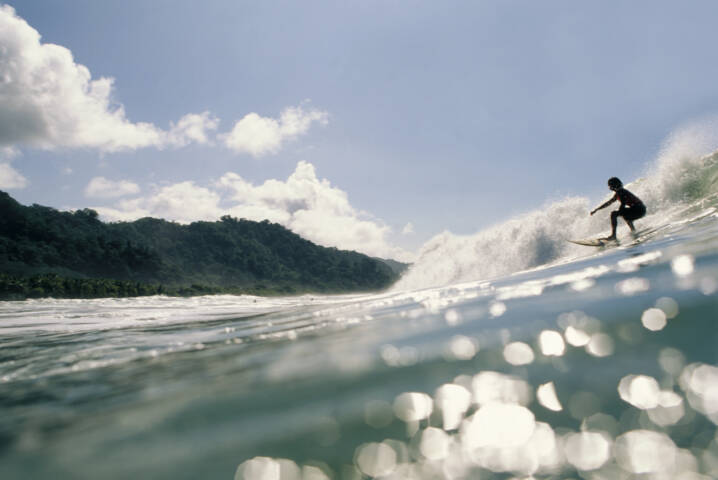 The Best Surfing Spots In Costa Rica