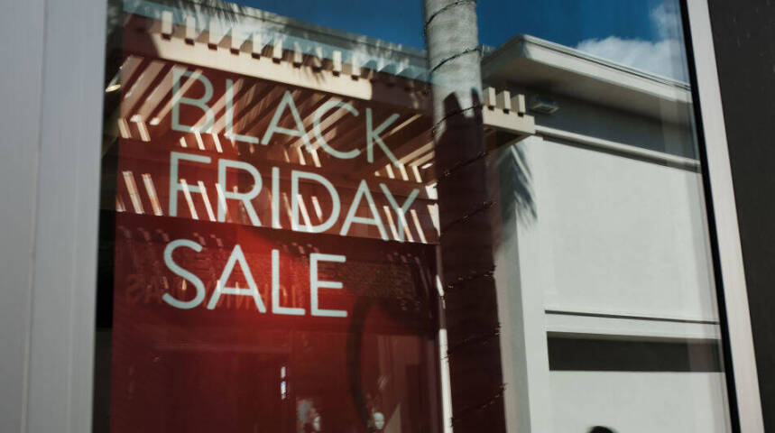 Shop Locally in Snoqualmie, WA, on Black Friday