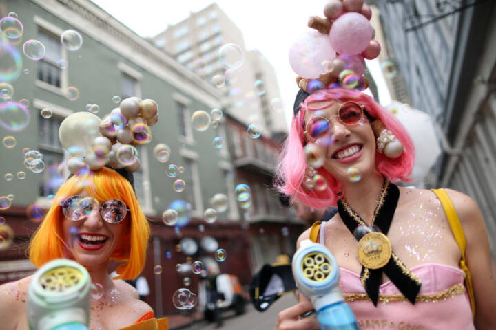 How to Celebrate Mardi Gras in Phoenix