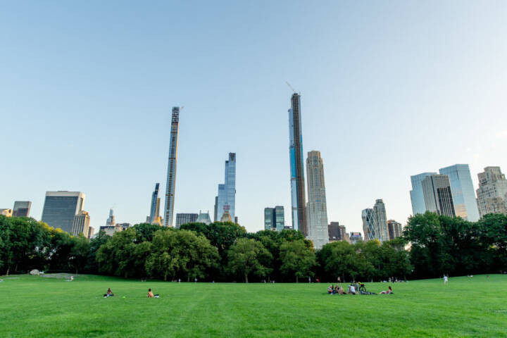Top Ten Places to Visit in NYC