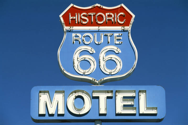 6 Route 66 Hotels You Shouldn't Miss