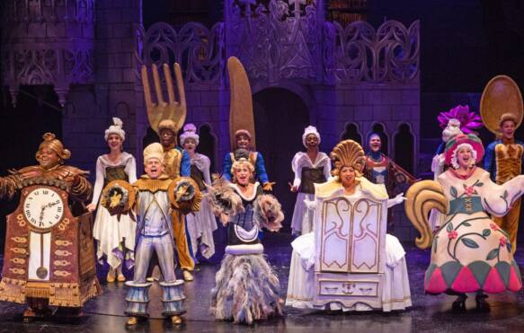 Beauty and the Beast stage production
